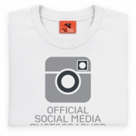 Social Media Photographer T Shirt