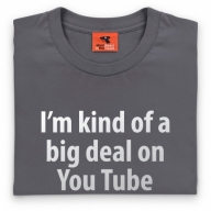 YouTube T Shirt