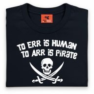 Pirate Err T Shirt