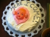 Bake a cake for your pregnant friend