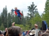 Dress your kid up as Superman – go to a music festival