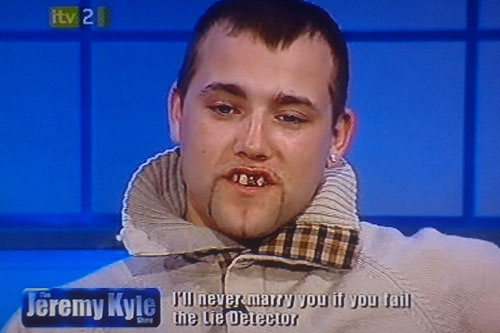 Big News >> The Jeremy Kyle Screenshot Collection The Poke
