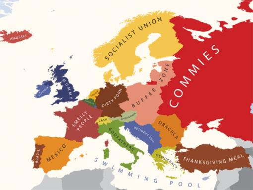 Europe According to the USA