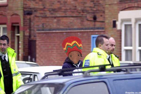 rastamouse pulled over by police for no reason