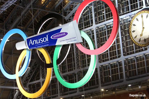 2012 Olympic Committee Regrets Sponsorship Deal With Anusol