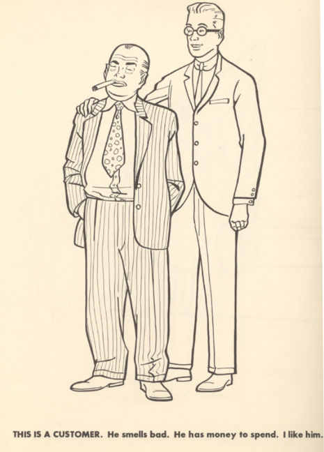 - The Executive Colouring Book (1961 Edition) The Poke