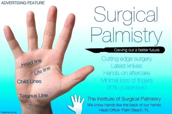 surgical palmistry