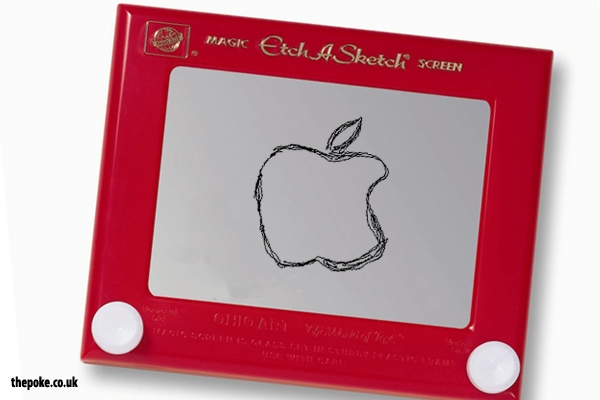 Apple To Sue Etch A Sketch