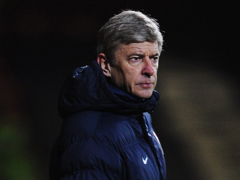 """Crisis at Arsenal deepens: """"now we're out of toilet paper"""""""
