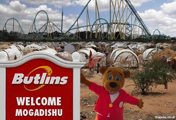 Mogadishu Butlins 'set to close'