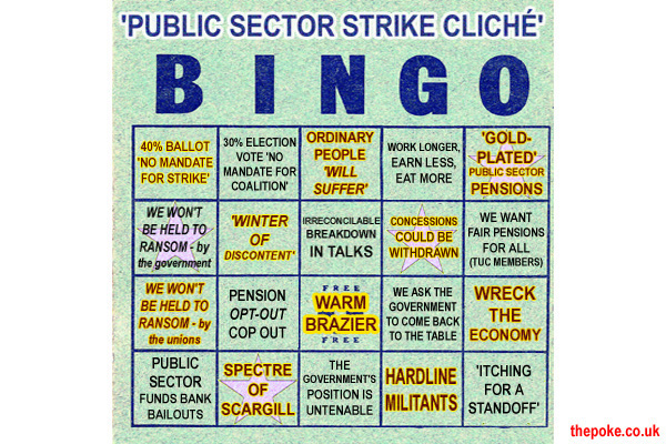 Play Strike Bingo!