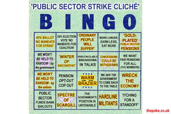 Play Strike Bingo!