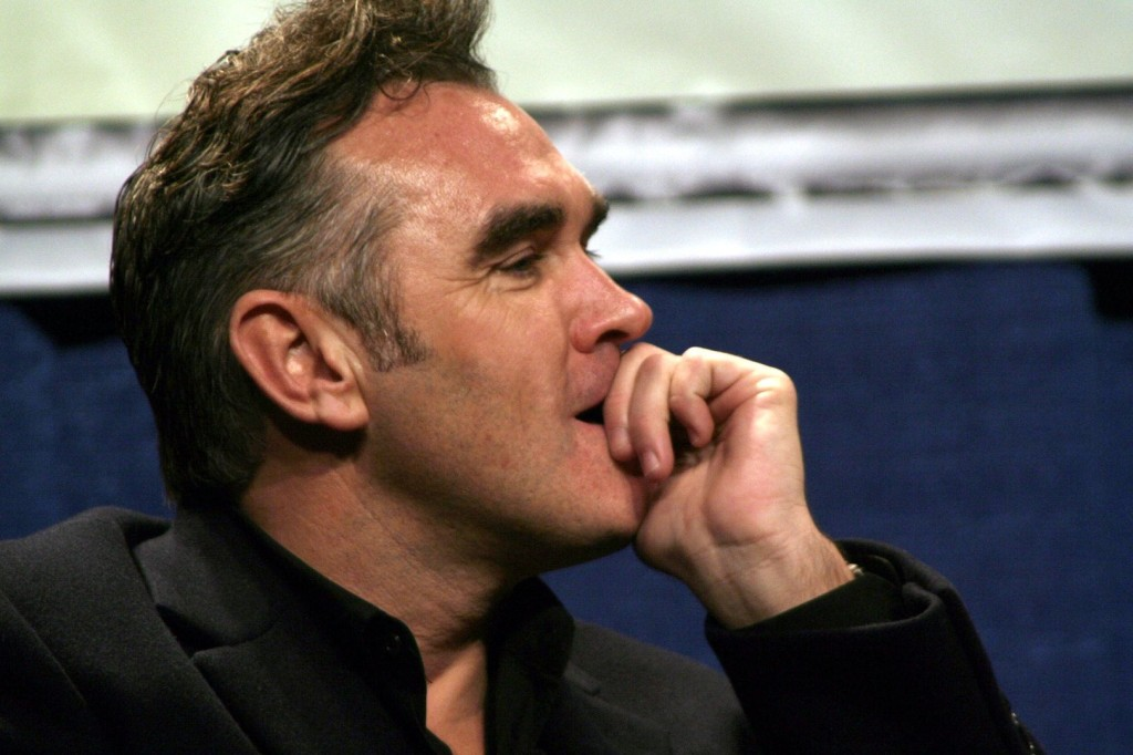 Morrissey releases Christmas single