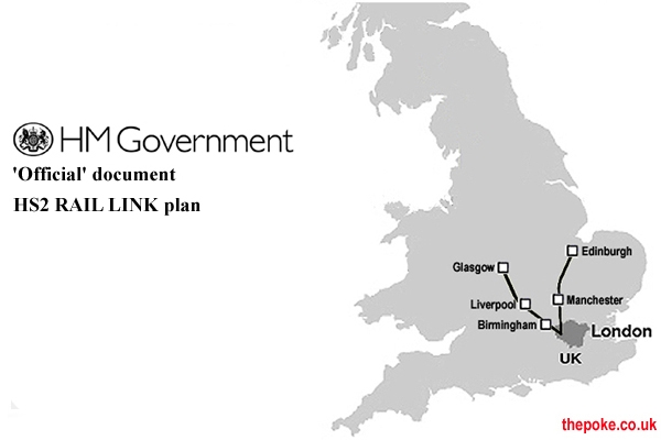 Government solves high speed rail controversy