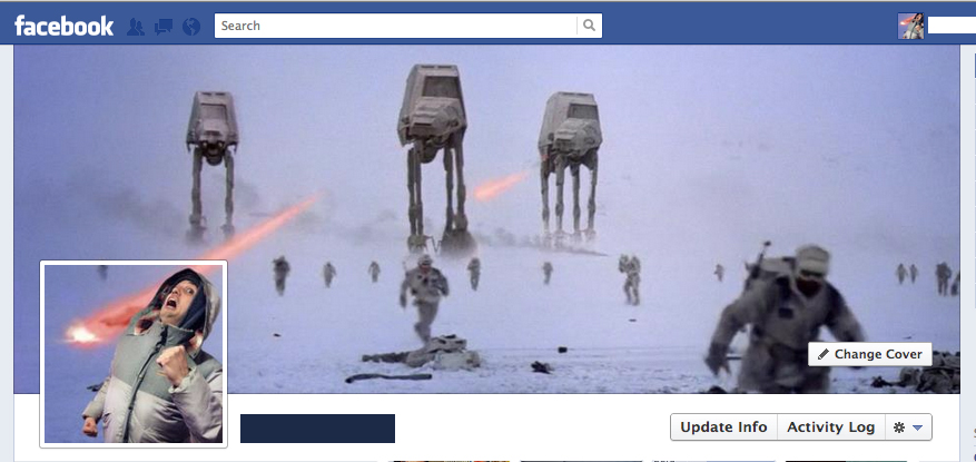Inspired Facebook timeline covers The Poke