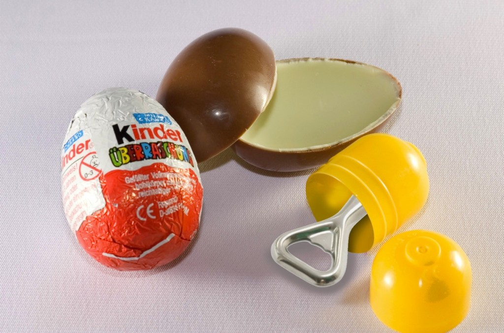Kinder Surprise targets adult market