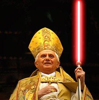 The Pope Vs Star Wars The Poke