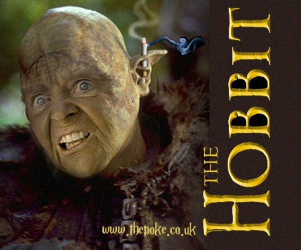 Madge from 'Benidorm' gets role as Orc in 'The Hobbit'