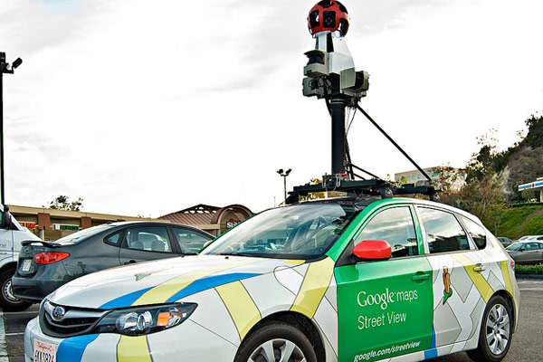 google street view car parked outside for a week now the poke. Black Bedroom Furniture Sets. Home Design Ideas