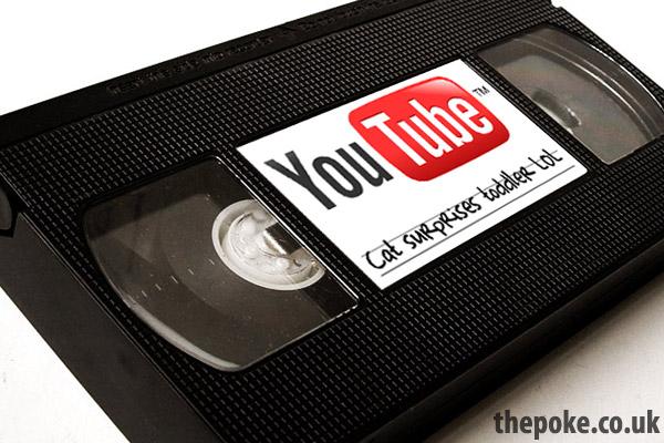 google buys 1 billion of vhs tapes the poke. Black Bedroom Furniture Sets. Home Design Ideas