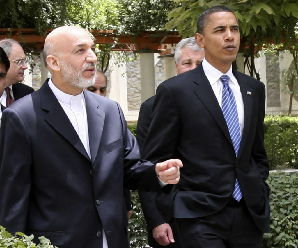 Obama reveals full timetable of U.S. blunders in Afghanistan