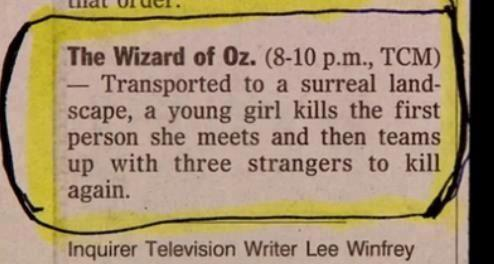 thepoke.co.uk - The Greatest Film Synopsis EVER