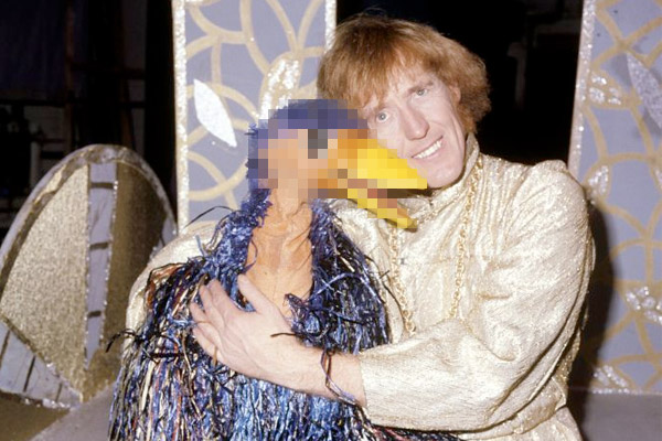 Rod Hull Dead Rod Hull Who Died in 1999