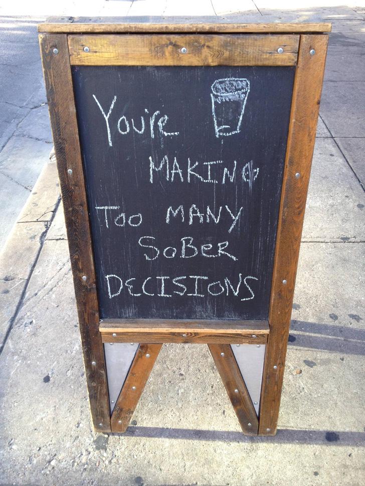 50 Brilliant Pub Chalkboards The Poke