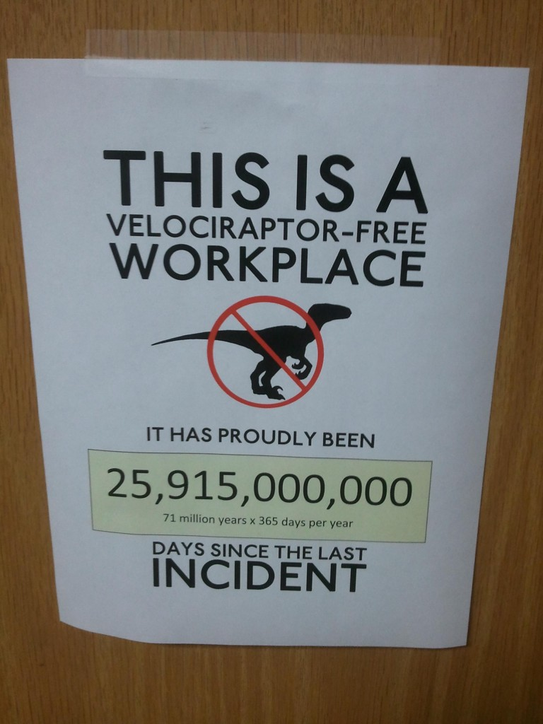 Funny Workplace Signs 50 ways to liven up yo...