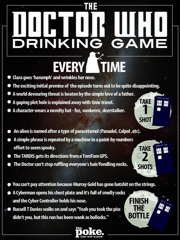 Day Drinking Games