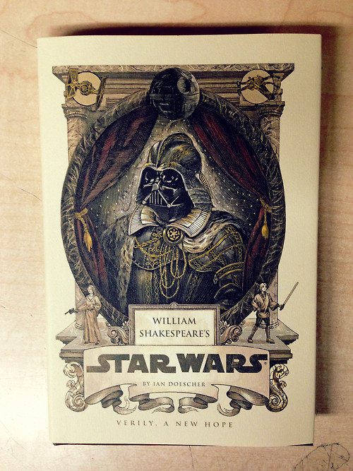 Book Of The Day: William Shakespeare's Star Wars