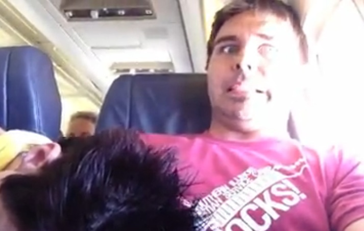 Awkward Flight  | The Poke: