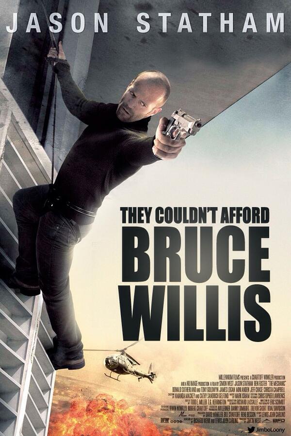Honest Action Movie Po...