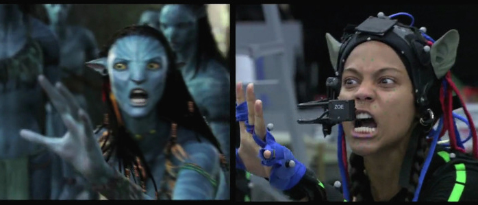 BEHIND THE SCENE - Avatar The Movie (Part 3) - YouTube ...