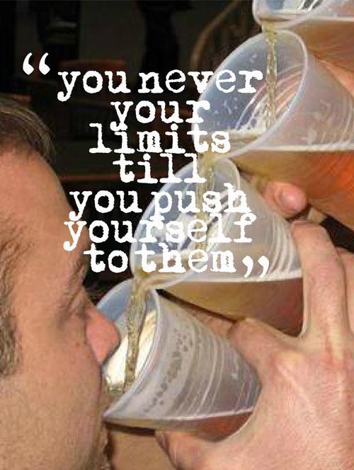 drunkspiration motivational fitness quotes vs heavy