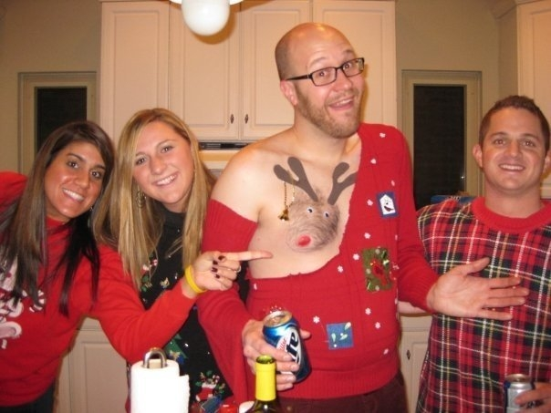 Pics photos funny christmas costume ideas