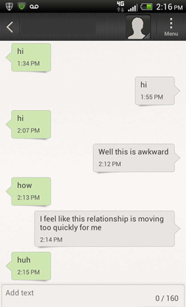 How To Reply To A Wrong Number The Poke