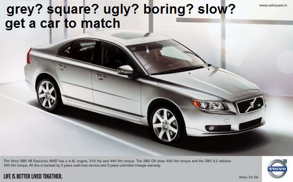 S80 Volvo 2017 >> If Car Adverts Were Honest The Poke