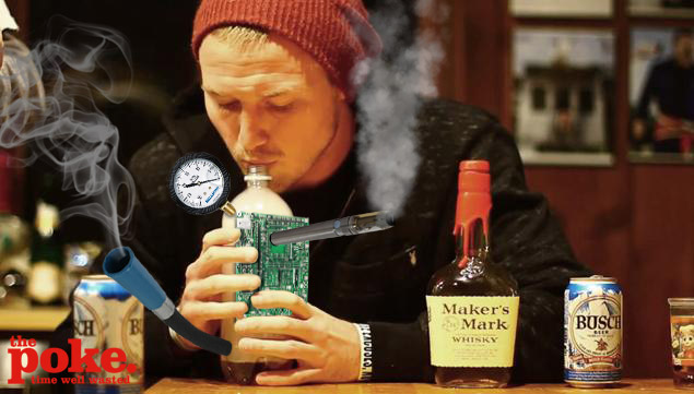 Hipsters Warned Against Rolling Their Own E Cigarettes The