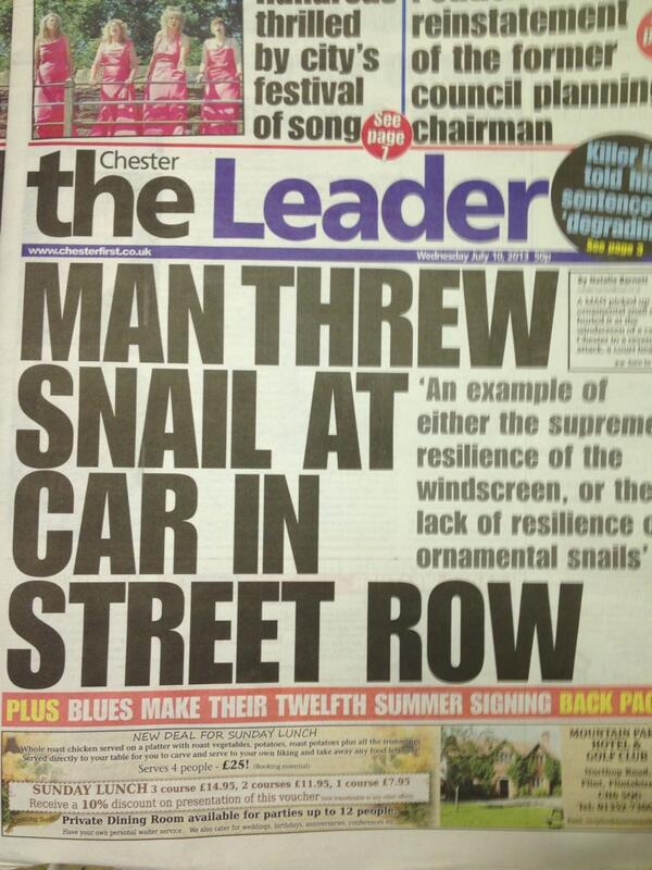 49 Brilliantly Underwhelming Local News Headlines From