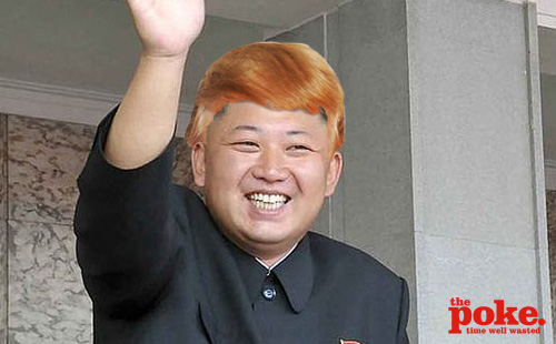Kim Jong Un With Celebrity Hair The Poke