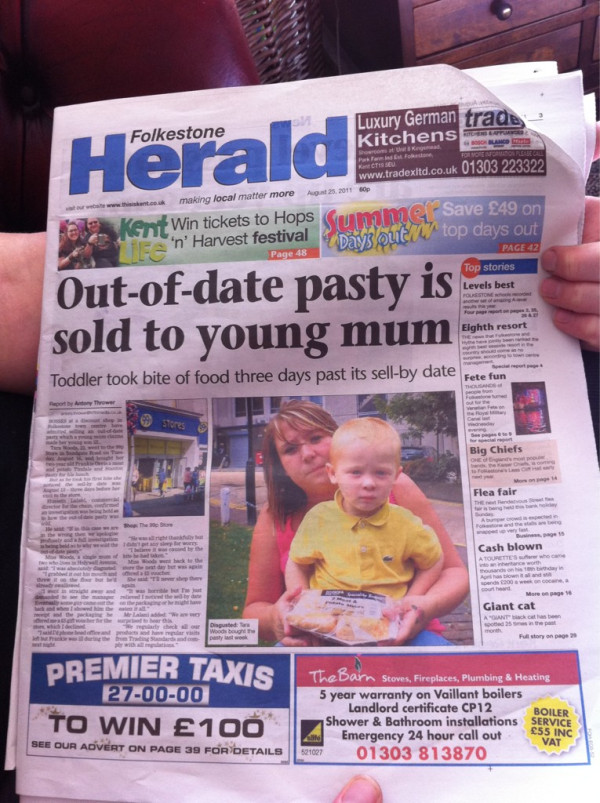 Funny news articles headlines for dating