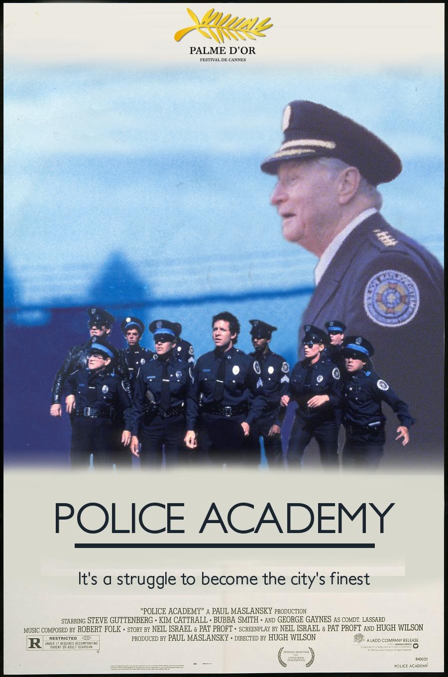 Police Academy The Poke