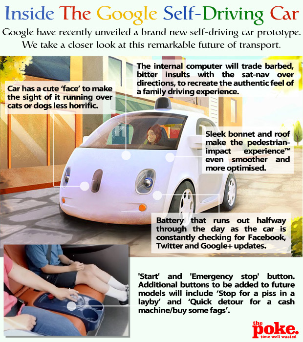 When Will Self Driving Cars Be Standard