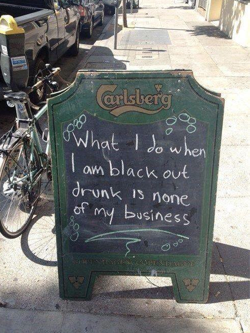 Pub Chalkboard Advertising Collection Part 2 The Poke