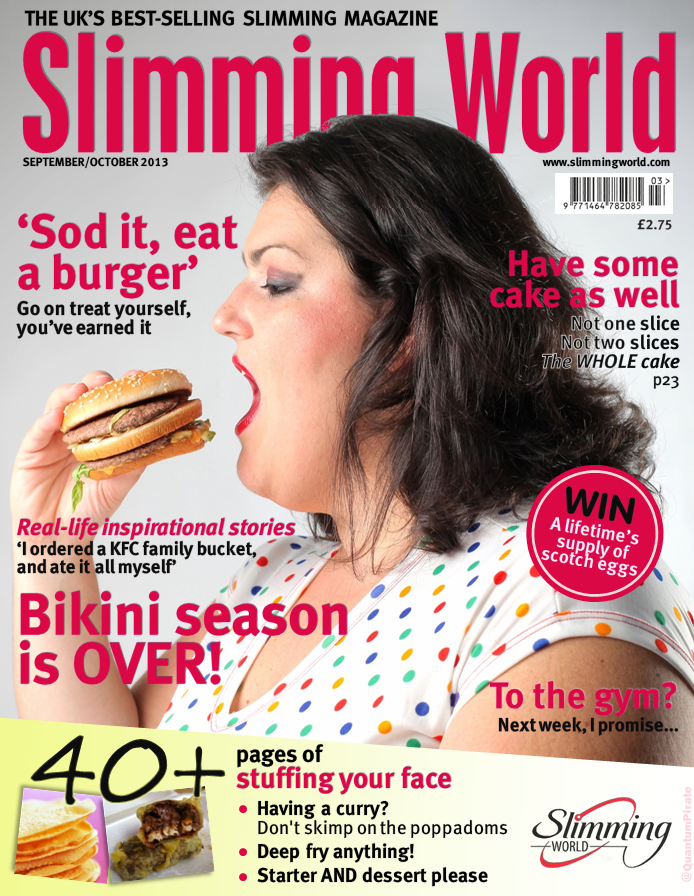 Slimming world celebrates the end of summer the poke New slimming world plan
