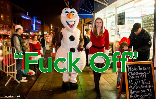 Beyond Parody >> 7 perfect put-downs for people celebrating Christmas too early The Poke