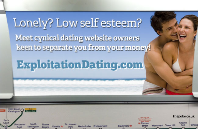 Dating advert
