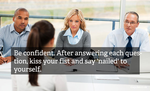 20 Essential Job Interview Tips The Poke