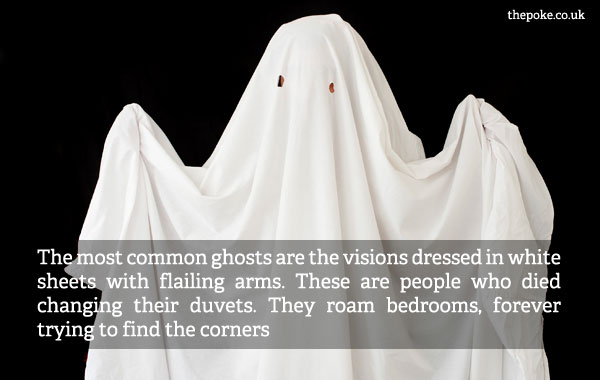 12 Signs That Your House Is Haunted The Poke